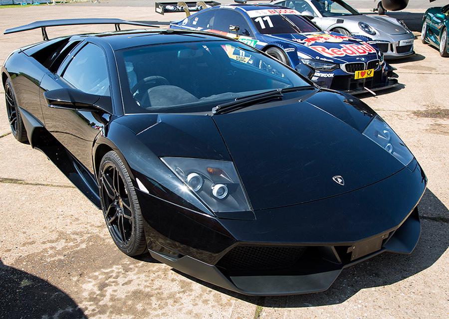 Lamborghini Murcielago Lp 670 4 Superveloce Props And Pistons
